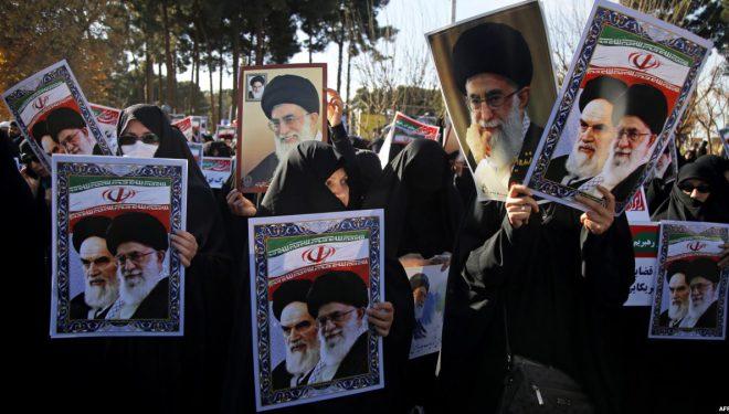Iran: tubime të mbështetësve të qeverisë