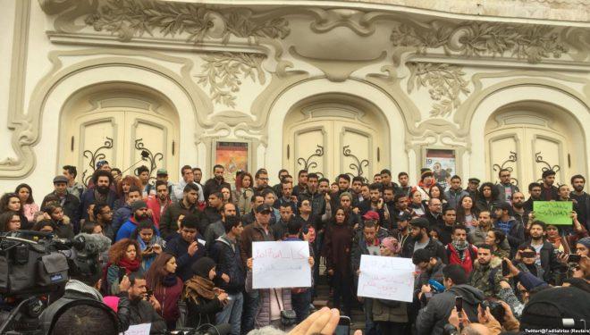 Tunizi, mbi 500 të arrestuar pas tri ditë protestash