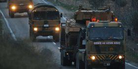 Forcat turke bombardojnë Sirinë veriore