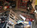 """Shembja e garazhit, zbuloi """"dhomën e fshehtë"""" të ndërtuar në oborrin e çiftit bashkëshortor (Foto/Video)"""