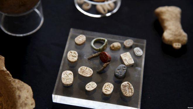 Vulë 2700-vjeçare e guvernatorit të Jeruzalemit?