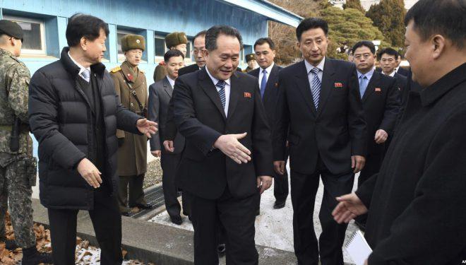 Seuli dhe Pheniani bien dakord për masa riafrimi