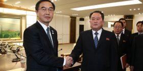 Vankuver, takim ministror mbi bisedimet mes dy Koreve
