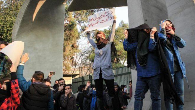 Trump për Iranin: Njerëzit më në fund po ngrihen kundër regjimit të egër