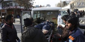 Shpërthim vetëvrasës në Kabul