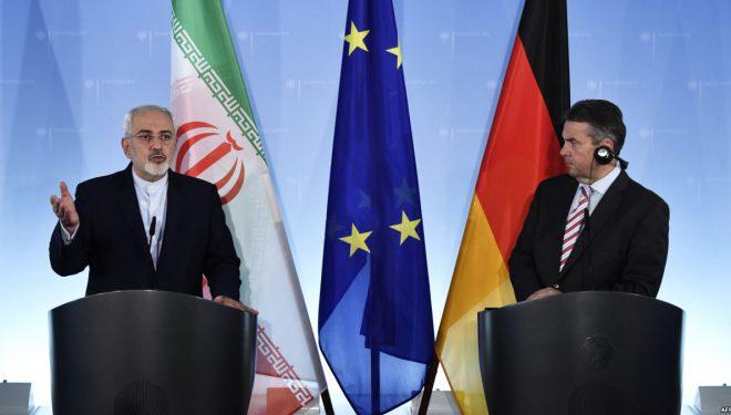 BE fton ministrin iranian për të diskutuar protestat kundër qeverisë
