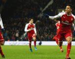 Xhaka flet për largimin e Sanchezit dhe afrimin e Mkhitaryanit në Arsenal