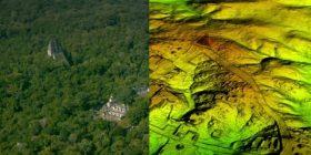 Në xhunglën e Guatemalës, arkeologët gjejnë mijëra copëza të rrënojave të qytetit të fshehur (Foto/Video)
