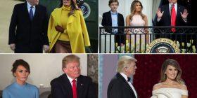 """Dhjetë momentet më të """"sikletshme"""" të Donald dhe Melania Trump, që nuk i kanë shpëtuar objektivit të kamerës (Video)"""