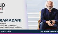 Startup Grind pret një prej biznesmenëve më të suksesshëm Shqiptarë, Hetem Ramadani