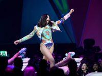 Dua Lipa rrëmben edhe një çmim në Brit Awards (Video)