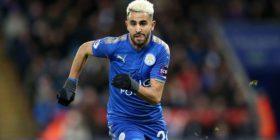 Mahrez rikthehet në stërvitje për herë të parë që prej se i dështoi transferimi në Man City