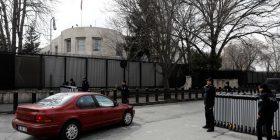 Turqi: arrestime për shkak sigurie ndaj ambasadës amerikane
