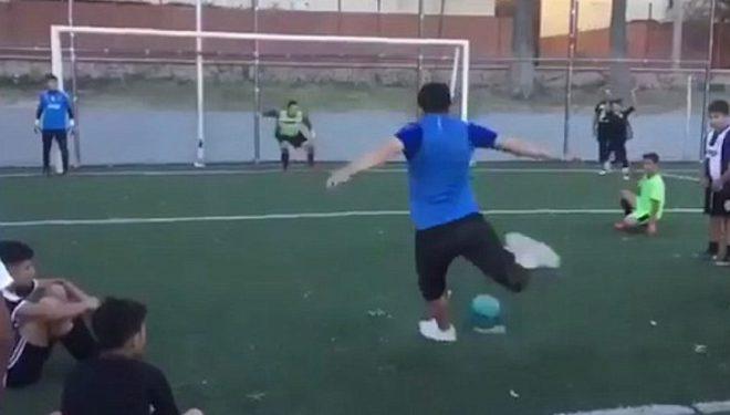 Ekzekutimi unik i penaltisë (Video)