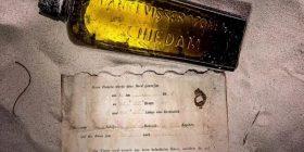 Gjendet mesazhi më i vjetër në shishe (Foto/Video)