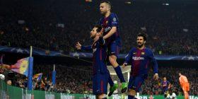 Formacioni i javës në Ligën e Kampionëve, gjashtë futbollistë nga Barcelona