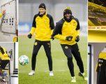 Usain Bolt kryen stërvitjen e parë me Borussia Dortmundin, vazhdon ëndrra e tij për tu bërë futbollist