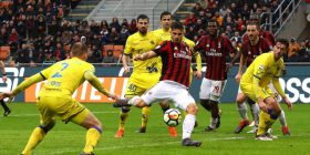 Milan 3-2 Chievo, notat e lojtarëve