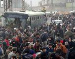 Siri: mijëra civilë evakuohen nga qyteti Guta