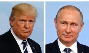 Shtëpia e Bardhë mbron telefonatën e presidentit Trump me homologun e tij Putin