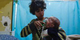 SHBA-ja dhe Perëndimi do t'i ndëshkojnë autorët e sulmeve kimike në Siri