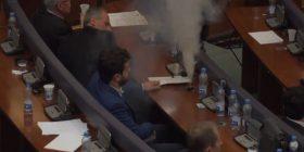 Gaz për herë të katërt në Kuvend