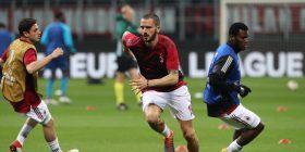 Bonucci pas eliminimit nga Arsenali: Penaltia ndikoi në rezultatin e takimit