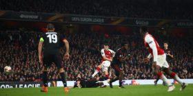 Arsenali me lehtësi kalon në çerekfinale, shënon edhe Granit Xhaka