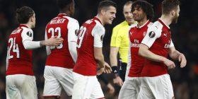 Arsenal 3–1 Milan: Notat e lojtarëve, Xhaka dhe Mustafi me nota të larta