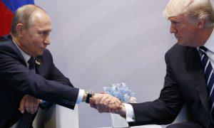 Lavrov: Putin i gatshëm të takojë Presidentin Trump