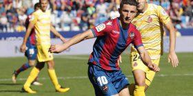 Trajneri i Levantes, Lopez: Bardhi është i talentuar, duhet të përmirësohet