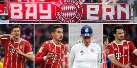 Pesë shtyllat e Bayern Munich me të cilat duhet të përballet Real Madridi