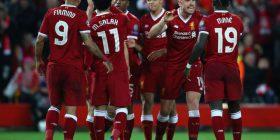 Spektakël me shtatë gola në Anfield,  Liverpooli udhëton në Romë me avantazh të madh