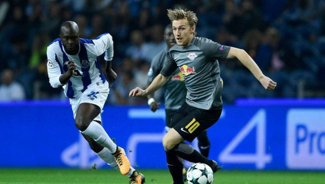 Arsenali rivalizon Unitedin dhe Juventusin për Forsbergun