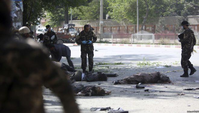 Vriten gazetarë të Radios Evropa e Lirë në Kabul