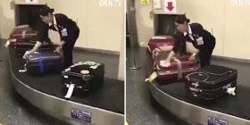 """Pamje që mund t'i shihni shumë rrallë – shihni se si """"trajtohen"""" bagazhet në aeroportet japoneze (Video)"""