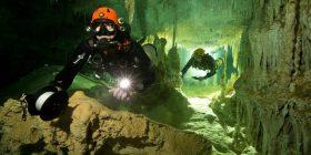 Arkeologët zbulojnë shpellat më të mëdha nënujore, ato janë 350 kilometra të gjata (Foto/Video)