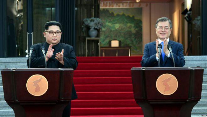 Koreano-jugorët shpresa pas takimit të suksesshëm me Kim Jong Un
