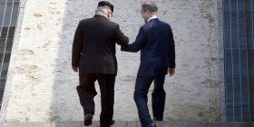 Liderët koreanë bisedojnë për denuklearizimin