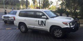 Qëllohet ekipi fakt-mbledhës i OKB në Douma