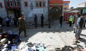 Kabul, Shpërthim vetëvrasës në një qendër për regjistrimin e votuesve
