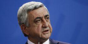 Jep dorëheqjen kryeministri armen Serzh Sargsyan