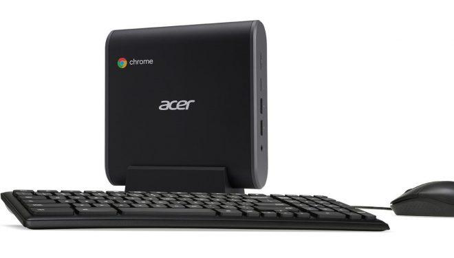 Acer lançon Chromebox-in e ri për 300 dollarë
