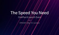 OnePlus 6 debuton më 16 Maj