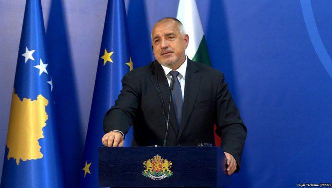 Borissov: Kosova përfaqësohet në Samitin e BE-së në Sofje