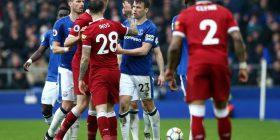 Everton 0-0 Liverpool, notat e lojtarëve
