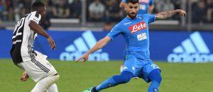 Juventus 0-1 Napoli, notat e lojtarëve