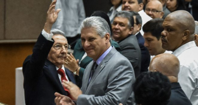 Miguel Diaz-Canel, presidenti ri i Kubës