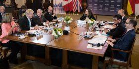 G7 e bashkuar për të kundërshtuar veprimet e dëmshme të Rusisë