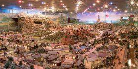 'Fshati më i madh në miniaturë' në shitje për dy milionë euro (Video)